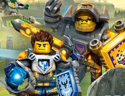 Lego Cavalerii Nexo si Cartile Magice
