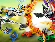 Lego Chima Circus
