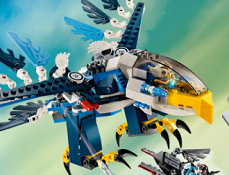 Lego Chima Luptatorii Vulturi