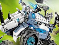 Lego Chima Rogons Rock Flinger