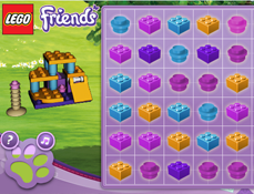 Lego Friends Bejeweled