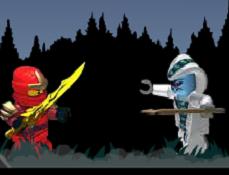 Lego Ninjago in Padurea Monstrilor
