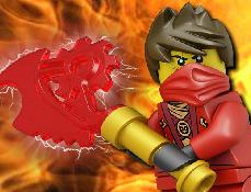 Lego Ninjago si Orasul Uitat