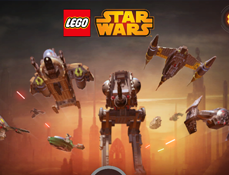 Lego Star Wars Rebelii 3D