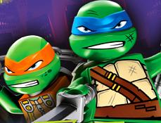 Lego Testoasle Ninja Batai