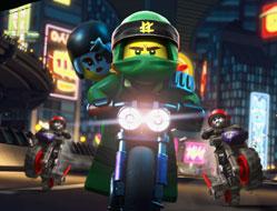 Lloyd pe Motocicleta