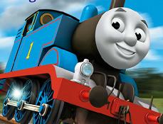 Locomotiva Thomas Puzzle Jigsaw