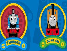 Locomotiva Thomas de Construit