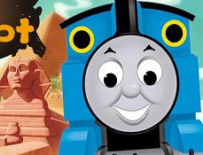 Locomotiva Thomas in Egipt