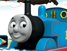 Locomotiva Thomas in Franta