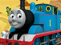 Locomotiva Thomas in Mexic