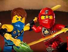 Lupte Ninja Legendare