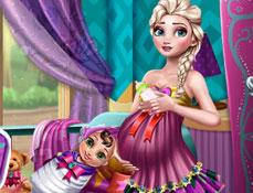 Mamica Elsa are Nevoie de Ajutor