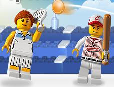 Mania Sportului Lego