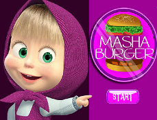 Masha Gateste Burger