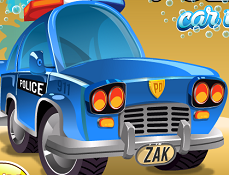 Masina de Politie de Spalat