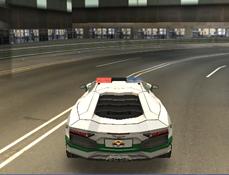 Masina de Politie din Dubai 3D