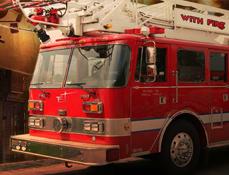 Masini de Pompieri in Actiune 3