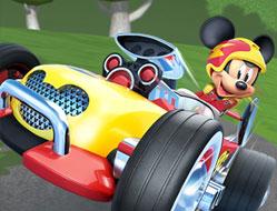Mickey si Pilotii de Curse Diferente