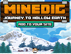 Minecraft Calatorie in Centrul Pamantului