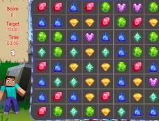 Minecraft cu Diamante