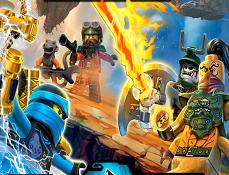 Misiunea Lego Ninjago