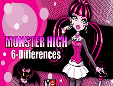 Monster High 6 Diferente