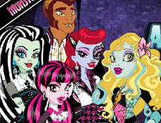 Monster High Aventura in Catacombe