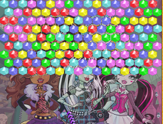 Monster High Bubble