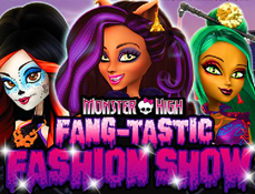 Monster High Show de Moda
