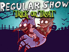Regular Show: Trick or Treat