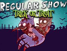 Regular Show: Trick or Treat