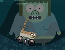 Mordecai si Rigbi cu RigBMX