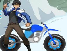 Motocicleta Monsuo
