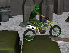 Motocicleta de Armata 3D