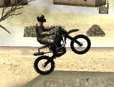 Motocicleta de Razboi 3D
