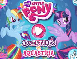 My Little Pony Aventuri in Aquastria
