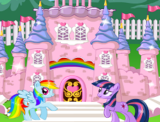 My Little Pony Castelul Sclipitor