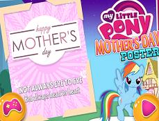 My Little Pony Felicitare de Ziua Mamei