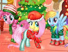 My Little Pony Petrecere de Anul Nou