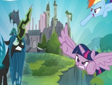 My Little Pony Protectorii Armoniei