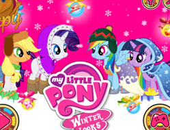 My Little Pony Stil de Iarna