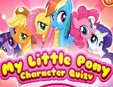 My Little Pony Test de Personalitate