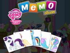 My Little Pony de Memorie Deluxe
