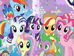 My Little Pony de Memorie