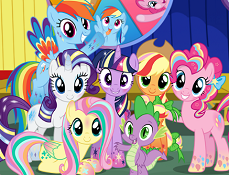 My Little Pony la Circ