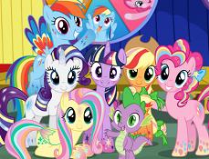My Little Pony la Circ