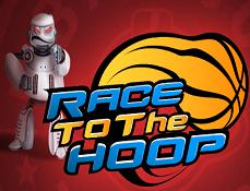 NBA Hoop Troop Cursa Spre Cos