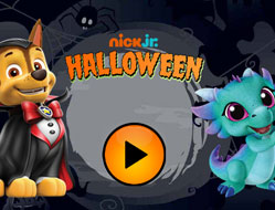 Nick Jr Fa Muzica de Halloween