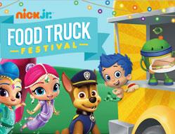 Nick Jr Festivalul Camionetelor cu Mancare
